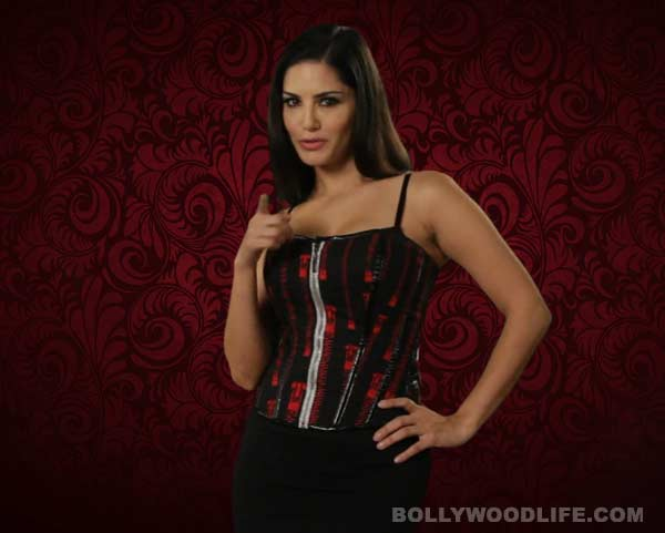 What is Sunny Leone's hidden surprise?: Watch video!