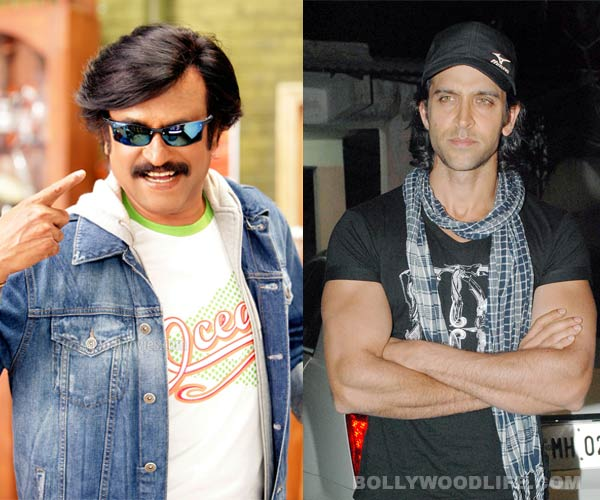 Will Rajinikanth and Hrithik Roshan reunite after 27 years?