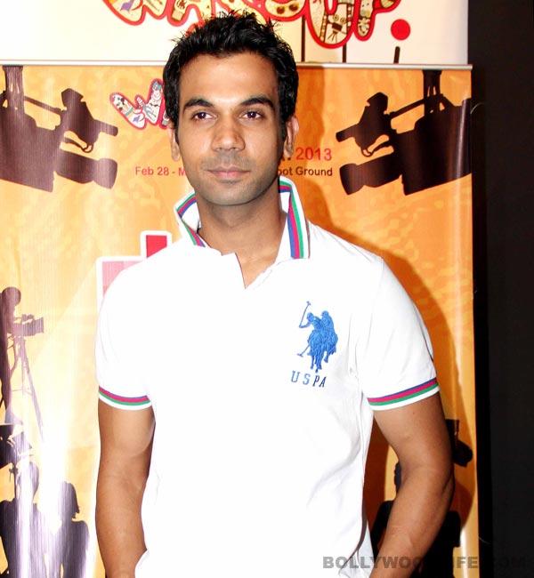 Rajkumar Yadav: Nude scene in Shahid was my idea!