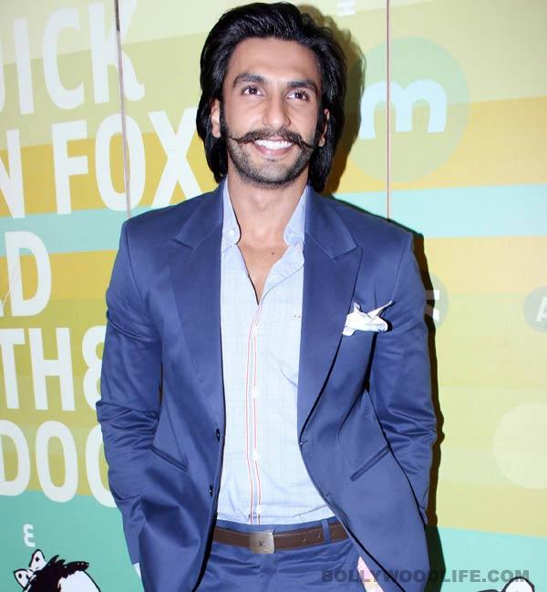 How did Ranveer Singh become an actor?