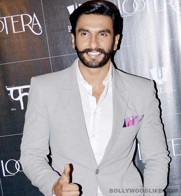 Ranveer Singh: I guess I am in love!