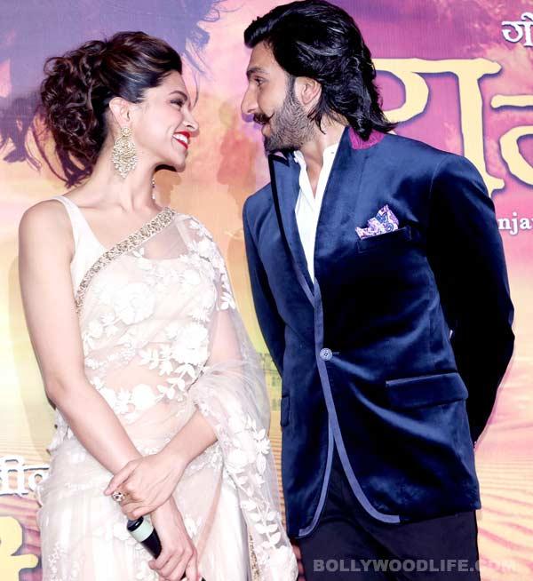 What do Deepika Padukone and Ranveer Singh discuss over dinner?
