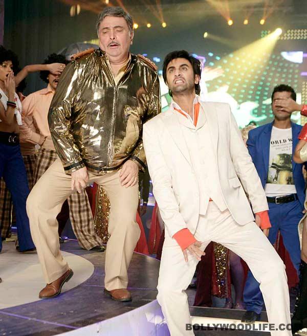 Did Ranbir Kapoor's advice to papa Rishi backfire?
