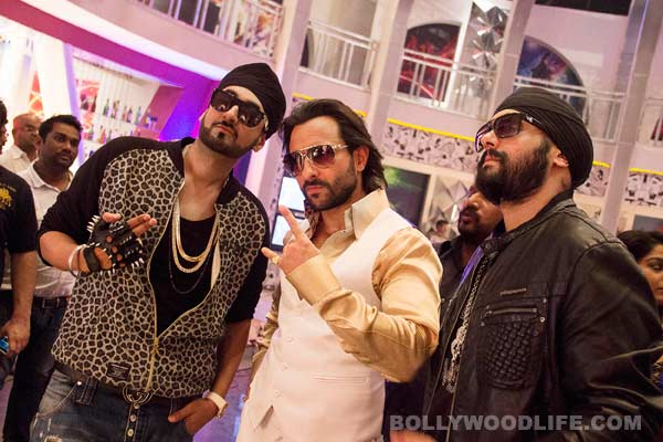 RDB makes a comeback with Bullett Raja's Tamanche pe disco song
