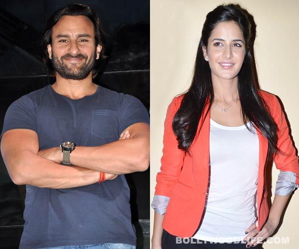 Saif Ali Khan and Katrina Kaif's film won't release on I-Day