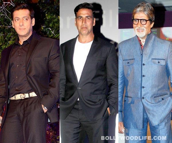 Salman Khan, Akshay Kumar, Amitabh Bachchan wish their fans Eid Mubarak!