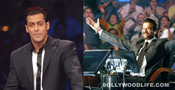 Can Anil Kapoor fit into Salman Khan's shoes as host of Dus Ka Dum?