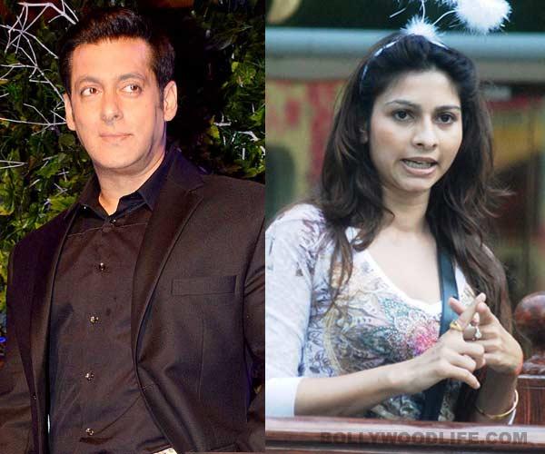Bigg Boss 7: Is Salman Khan taking Tanishaa Mukherjee's side?