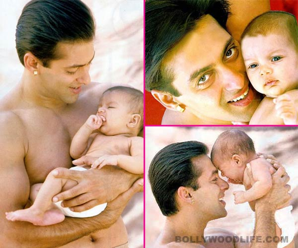Salman Khan wishes to have a baby daughter...aww!