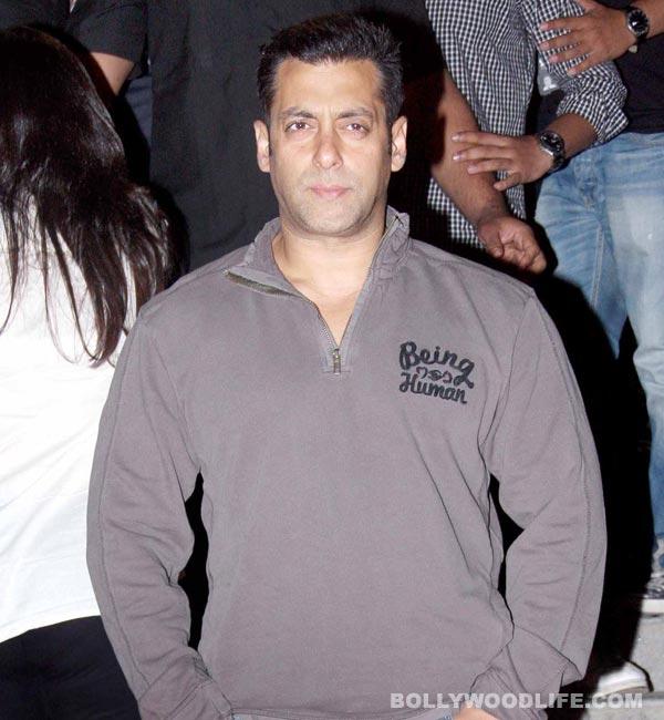 Salman Khan, why so serious?