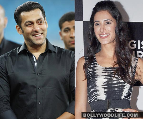 Was Nargis Fakhri annoyed with Salman Khan's jokes?