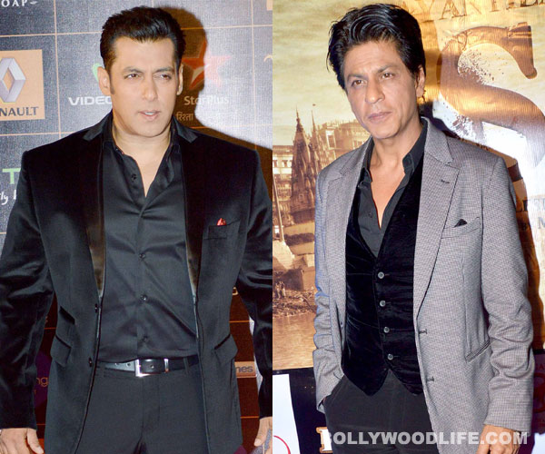 Does Salman Khan really want to be friends with Shahrukh Khan?