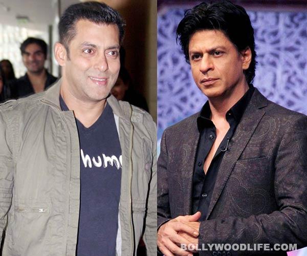 How did Shahrukh Khan take away Salman Khan's sleep?