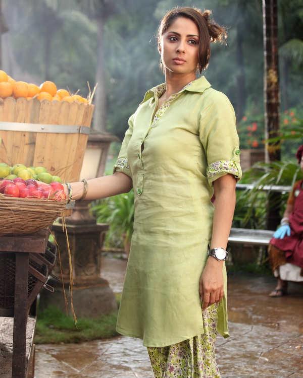 Sangeeta Ghosh: Ruslaan Mumtaz throws no tantrums!