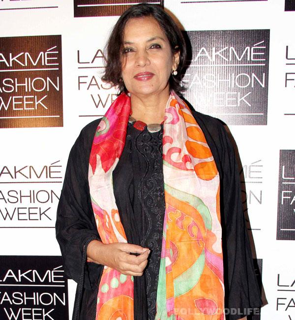 Shabana Azmi to leave for Florence for a retrospective