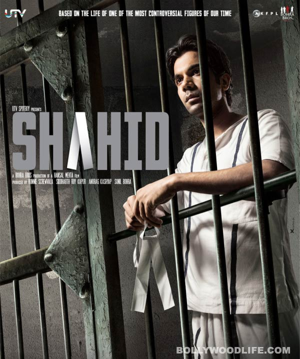 Shahid movie review: Gritty, raw, gripping and guttural!