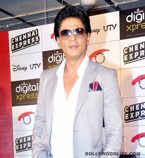 Shahrukh Khan turns columnist!