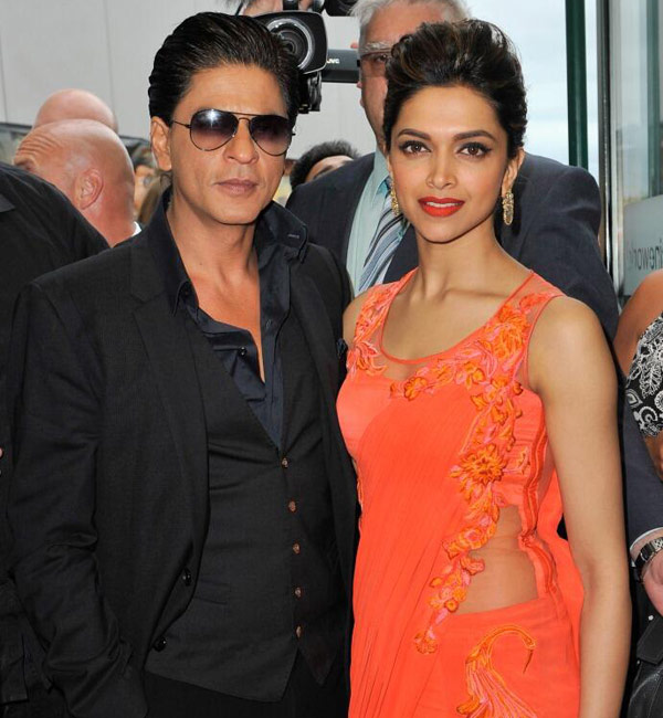 Shahrukh Khan-Deepika Padukone take Bollywood to Egypt after 25 years!