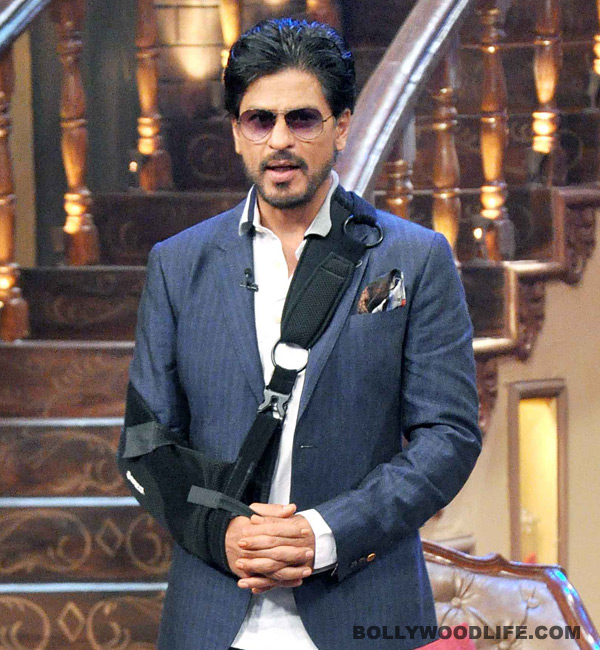 Shahrukh Khan opens up about the most painful phase of his life!