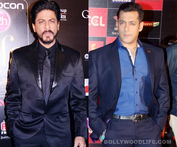 Shahrukh Khan beats Salman Khan and wins the most attractive personality title