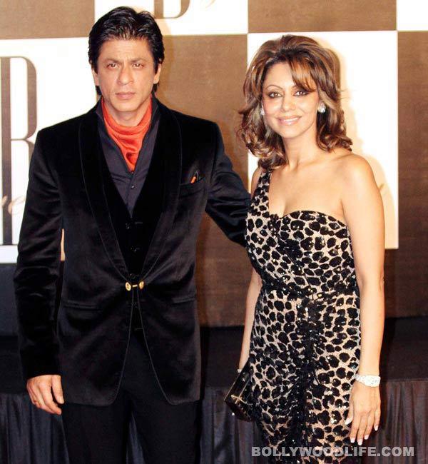 Shahrukh Khan and Gauri Khan celebrate 22 years of marriage!