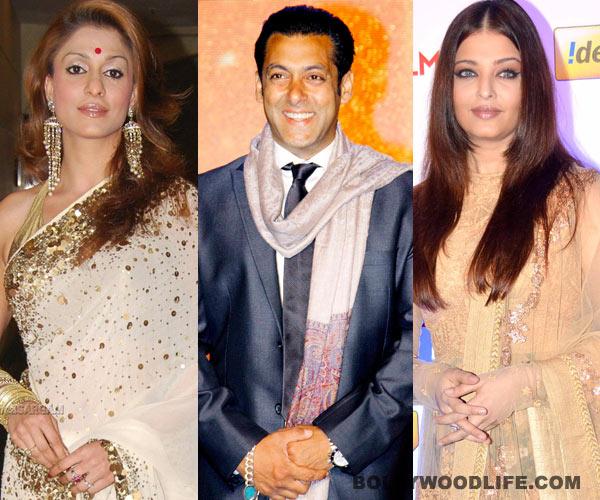 Does Shilpa Agnihotri remind Salman Khan of Aishwarya Rai Bachchan?