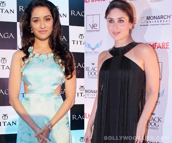 Will Shraddha Kapoor play the second lead in Kareena Kapoor Khan's Gabbar?