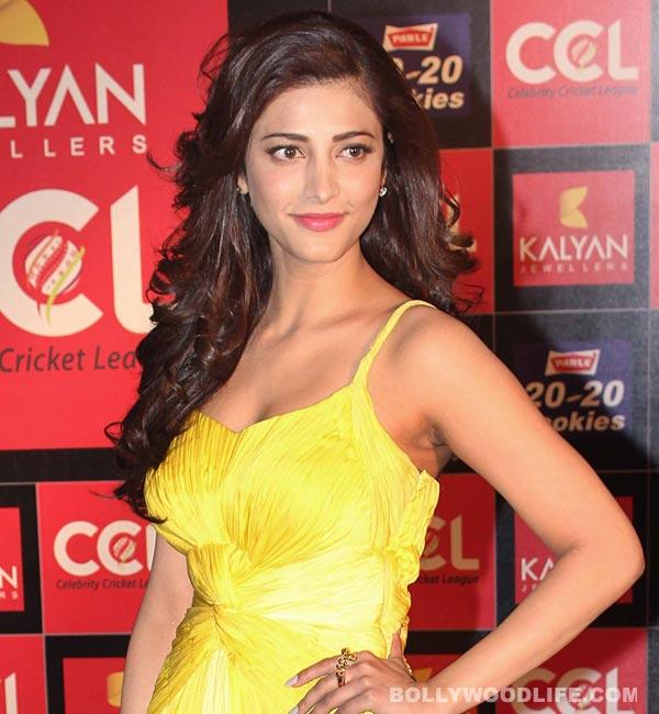 Shruti Haasan denies doing negative role in Ramayya Vastavayya