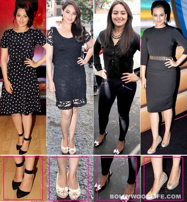 Do you want to step into Sonakshi Sinha's shoes?