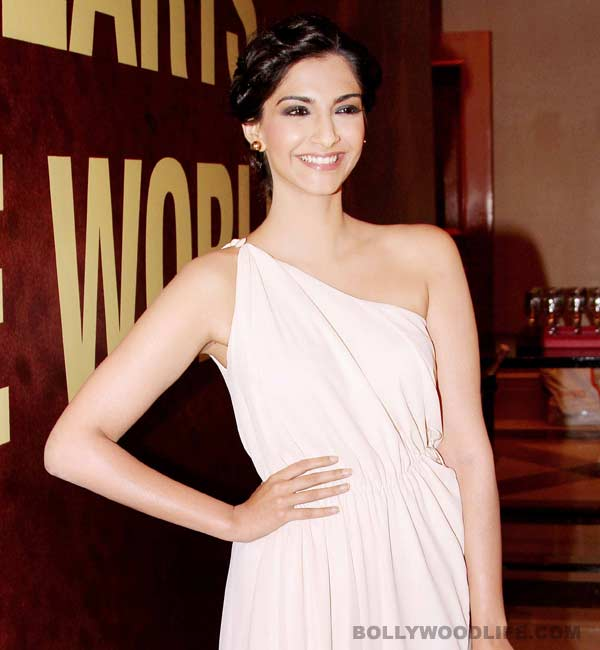 What is Sonam Kapoor looking for in her life partner?