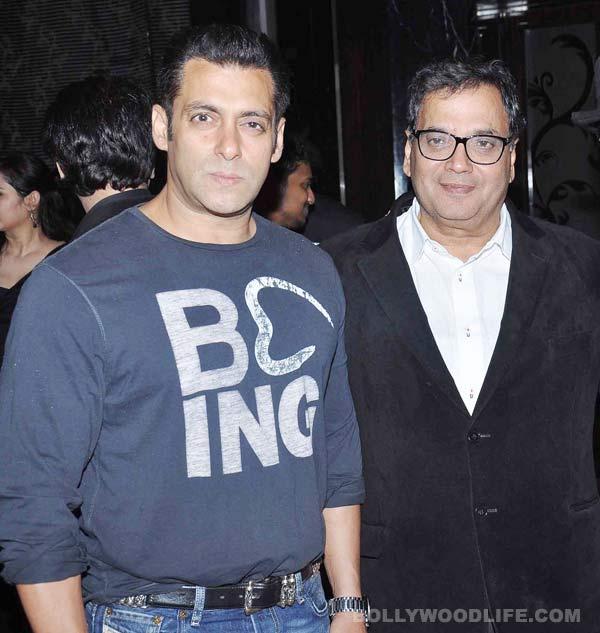 Is Subhash Ghai all set to direct Salman Khan?