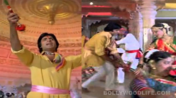 Navratri special song of the day: Sabse bada tera naam from Suhaag