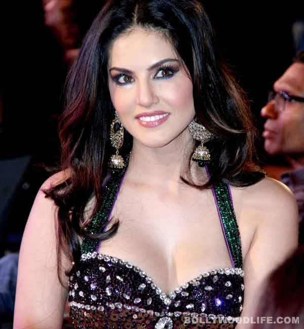 Is Sunny Leone morphed in Ragini MMS 2?