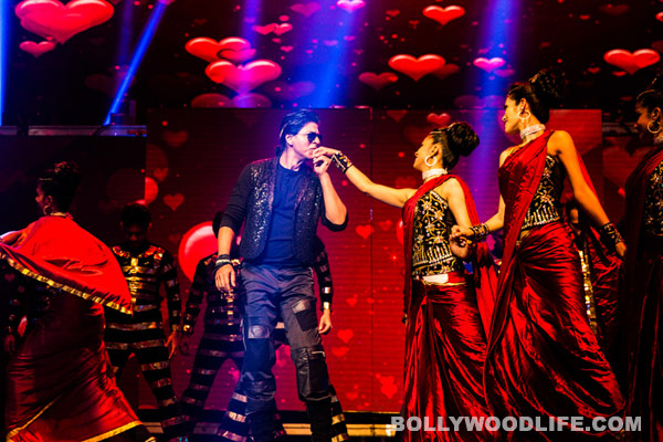 Temptation Reloaded - Shahrukh Khan takes his infectious energy to Sydney: View pics!