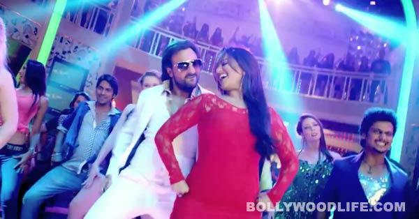 Saif Ali Khan and Sonakshi Sinha dance impromptu for Tamanche pe disco