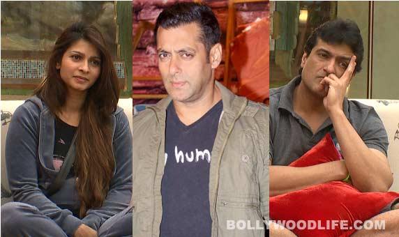 Bigg Boss 7: Is Salman Khan biased towards Tanishaa Mukherji and Armaan Kohli?