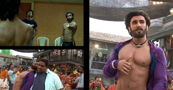 Ram-Leela song Tattad tattad (Ramji ki chaal) making video: Ranveer Singh works hard to get his act right!