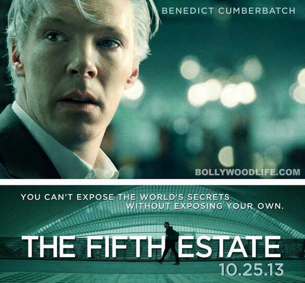 The Fifth Estate - Mumbai Film Festival 2013's closing film