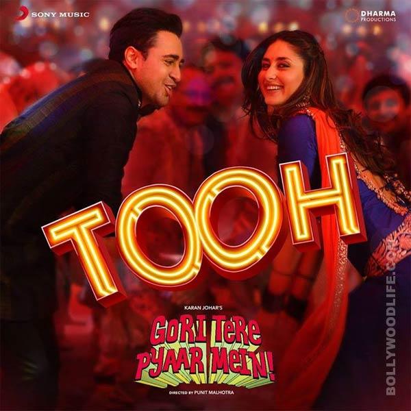 Gori Tere Pyaar Mein song Tooh making: Kareena Kapoor Khan's butt dance! Watch video!