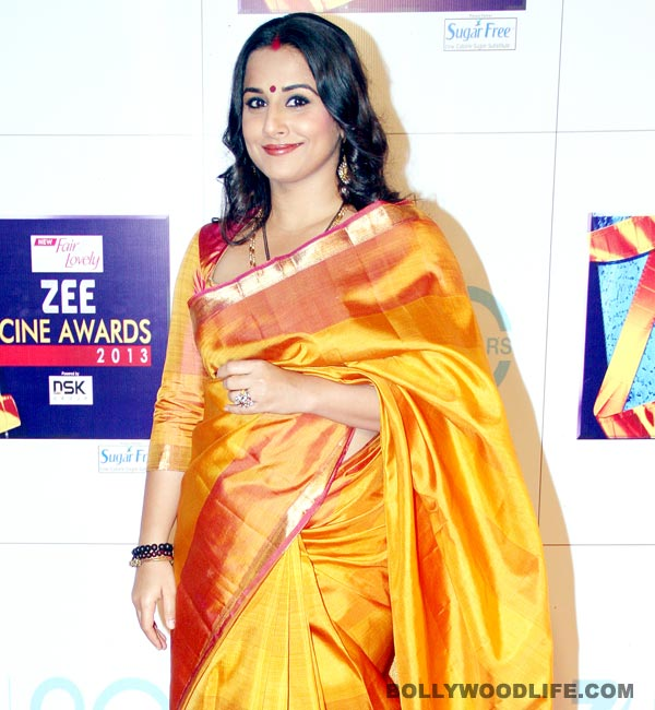 Vidya Balan: It was a huge honour for me to present the Lifetime Achievement Award to Manna Dey!