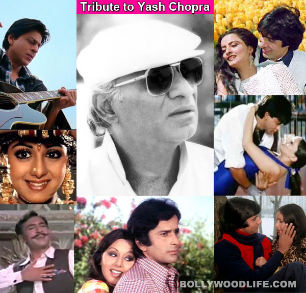Yash Chopra first death anniversary special: Most memorable songs of the filmmaker