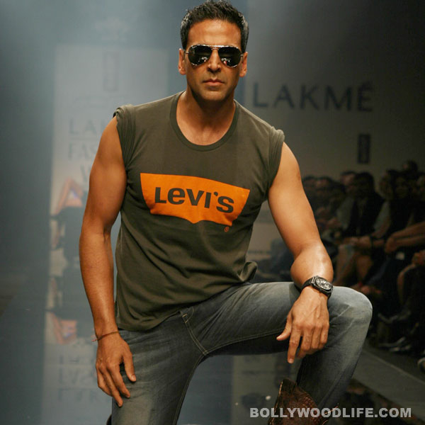 Why is Akshay Kumar putting his life in danger?