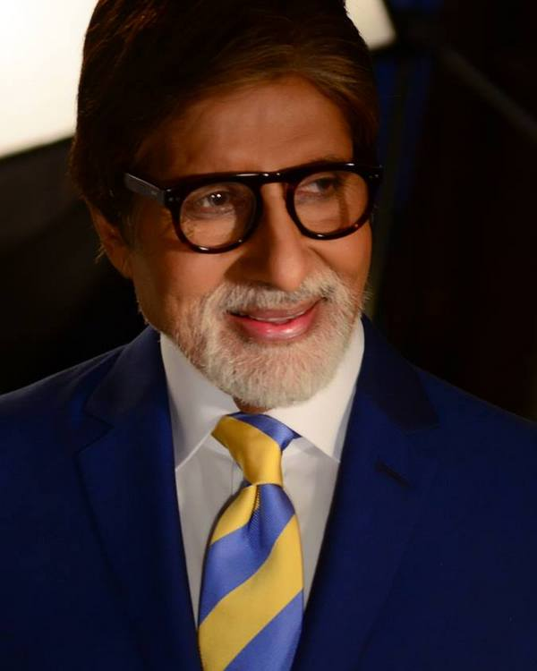 Amitabh Bachchan: It is time to conquer the world, birthday boy!
