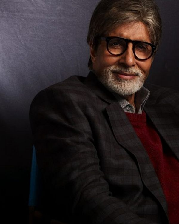 Amitabh Bachchan is all set to spook you again!
