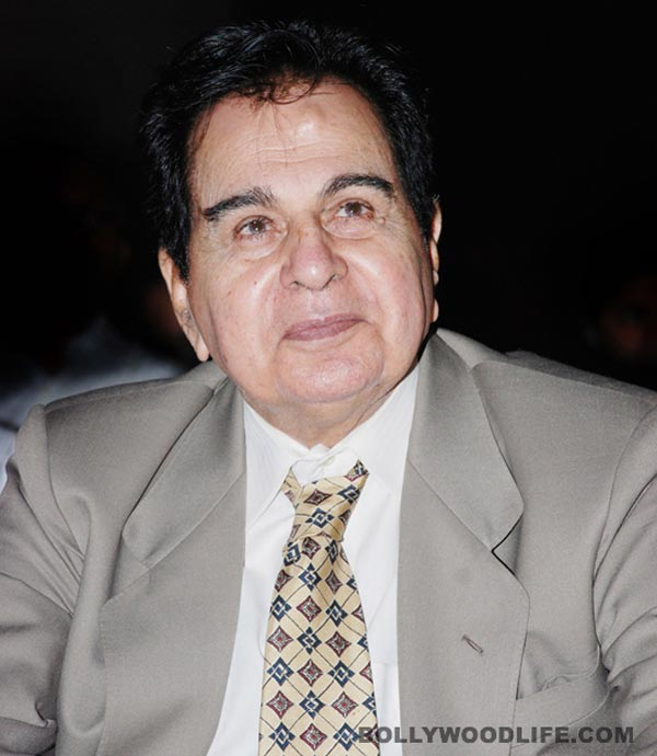 Dilip Kumar's biography to release on his wedding anniversary?