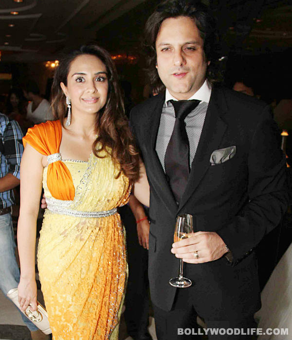 Fardeen Khan and wife Natasha expecting their first child ...