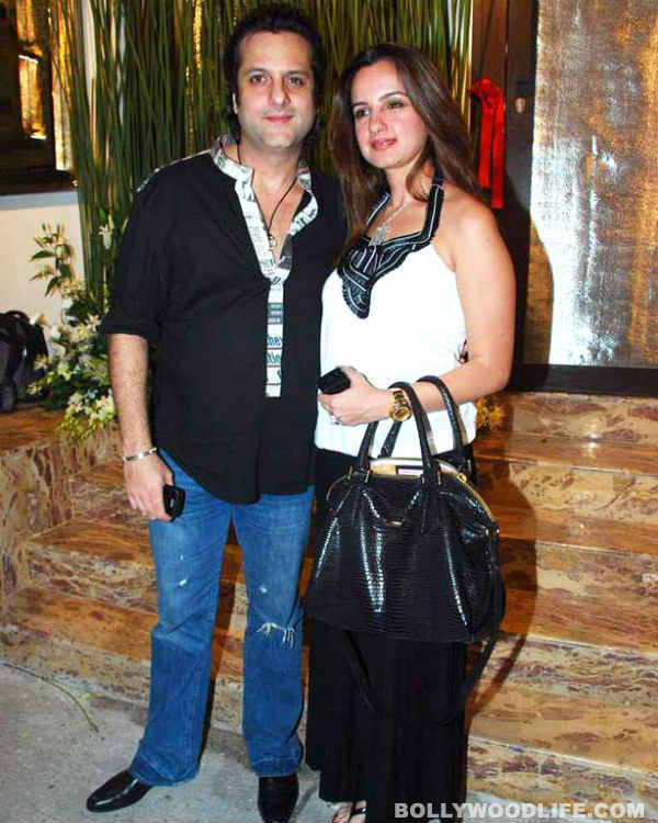 Fardeen Khan's sister Laila Furniturewala caught in flaming Bandra building!