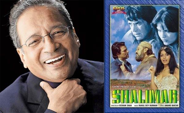 Shalimar director Krishna Shah passes away