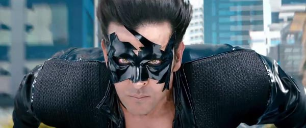 Who is Hrithik Roshan's fave superhero?