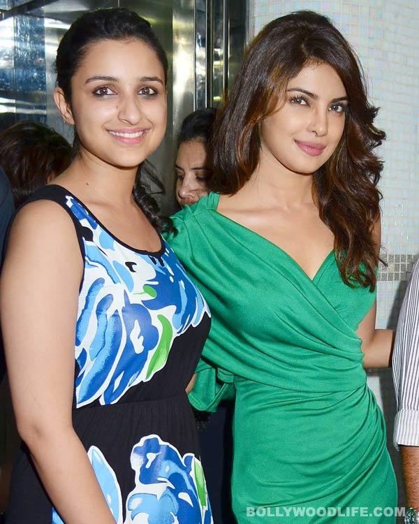 Priyanka Chopra wishes Parineeti Chopra on her birthday